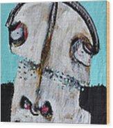 Animus No 11 Wood Print