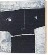 Animus No 17 Wood Print