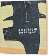 Animus No 23 Wood Print