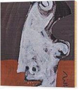 Animus No. 36 Wood Print