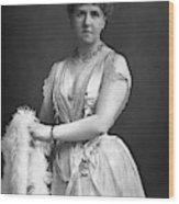 Anna Williams (1845-1924) Wood Print