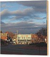 Annapolis Md - 01131 Wood Print