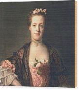 Anne Garth-turnour, Baroness Winterton Wood Print