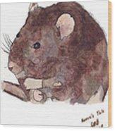 Annie's Taill Wood Print