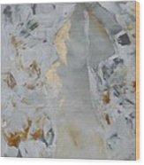 Anniversary - She Wood Print
