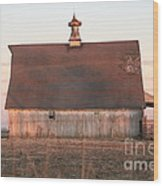 Another Barn Wood Print