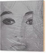 Another View Of Bardot Wood Print