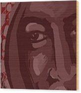 Ansar Wood Print