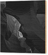 Antelope Canyon 010 Wood Print