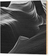 Antelope Canyon 012 Wood Print