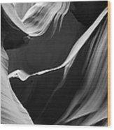 Antelope Canyon 016 Wood Print