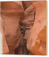 Antelope Canyon 14 Wood Print