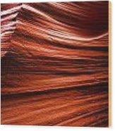 Antelope Canyon 3 Wood Print