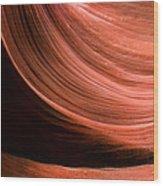 Antelope Canyon 5 Wood Print