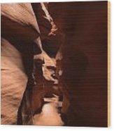 Antelope Canyon 7 Wood Print