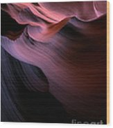 Antelope Canyon I Wood Print
