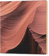 Antelope Canyon IIi Wood Print