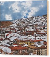 Antequera Spain Wood Print