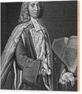 Anthony Askew (1722-1774) Wood Print