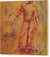 Antinous II Wood Print