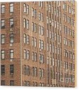 Apartment-apartments-more Apartments Wood Print