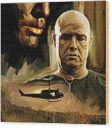 Apocalypse Now Artwork Wood Print