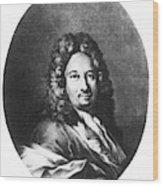Apostolo Zeno (1668-1750) Wood Print
