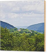 Appalachian Mountains West Virginia Wood Print