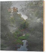 Apple Creek  Wood Print
