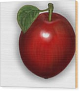 Apple For You Wood Print