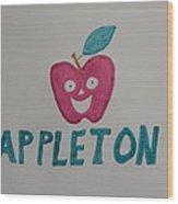 Appleton Wood Print