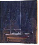 A.princess Wood Print