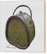 Aquavit Keg Wood Print
