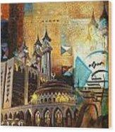 Ar Rehman Islamic Center Wood Print