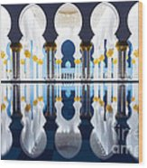 Arabian Nights Wood Print