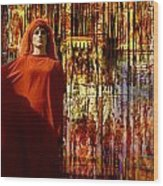 Arabien Night Wood Print