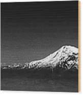 Ararat Mountain Wood Print