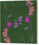 Arbor Autumn Harmony 10 Wood Print