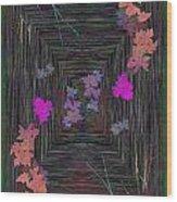Arbor Autumn Harmony 11 Wood Print