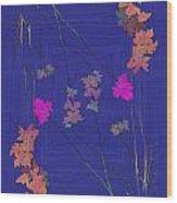 Arbor Autumn Harmony 9 Wood Print