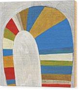 Arch Four Wood Print