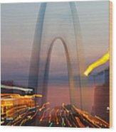 Arch Special Effect Wood Print