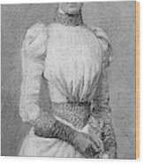 Archduchess Marie Valerie Of Austria Wood Print