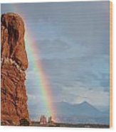 Arches National Park 15 Wood Print