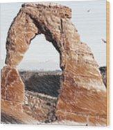 Arches National Park-utah Wood Print