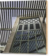 Architectural Beauty Wood Print
