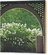 Archway To Glory Wood Print