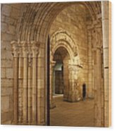 Archways Cloisters Nyc Wood Print