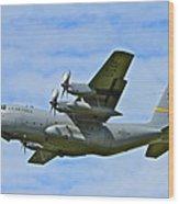 Arctic Flight Wood Print