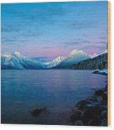 Arctic Slumber Wood Print